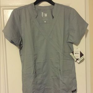 Silver New without tag Barco Uniform Pants And Top